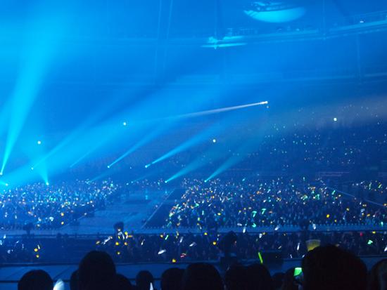 2010 YG 패밀리 콘서트 현장 사진
