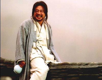 영화 '취화선'의 한 장면 사진