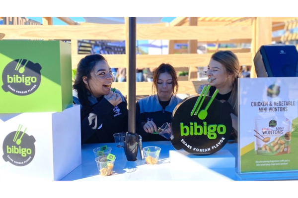 Bibigo' spreads K-Food at the PGA Tour