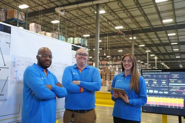 CJ Logistics America