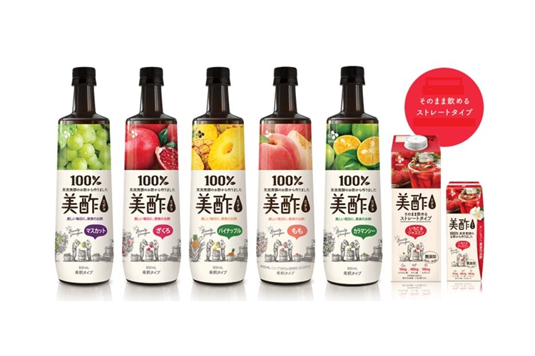 일본에서 인기를 끌고 있는 '미초'