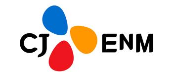 CJ ENM 로고