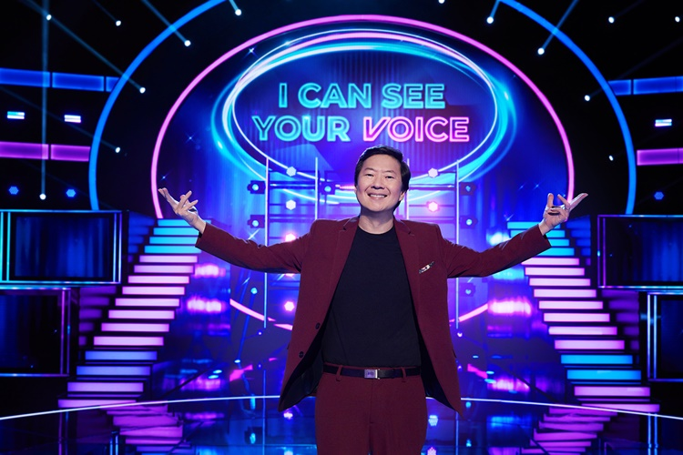 "Ken Jeong, host of the U.S. version of Mnet's ""I Can See Your Voice"" (image source: Fox)"