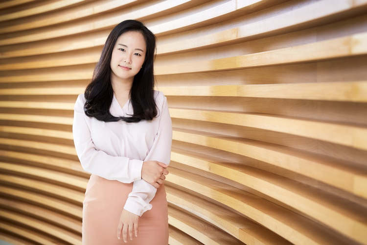 Kim Eun-hye's goal is to protect intellectual property by applying for more powerful patents